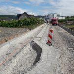 Enderschließung Baugebiet in Bruttig-Fankel