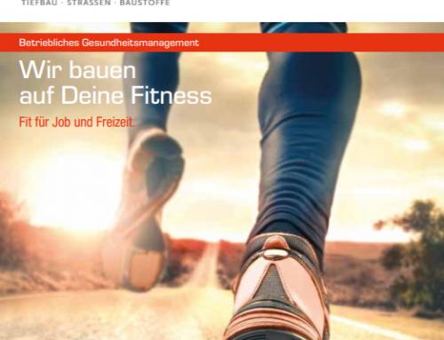 Unternehmensgruppe Lehnen fördert Fitness