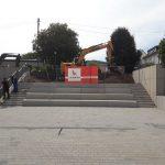 Gemeindezentrum Leiwen, Außenanlagen
